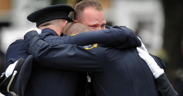 Much-needed new legislation for first responders with PTSD