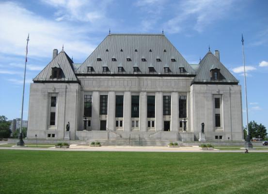 supreme court lawn